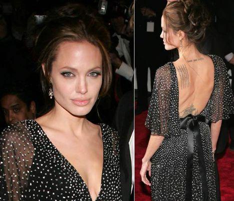 Angelina Jolie  Angelina Jolie'nin fotoğrafları burada...